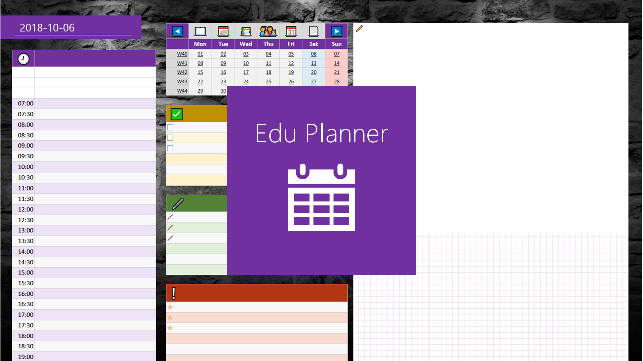 edu-planner